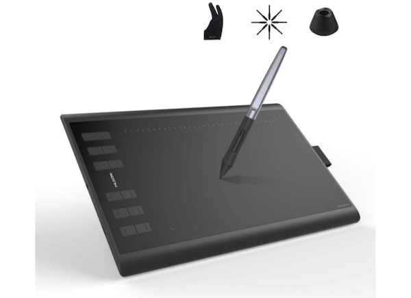 Huion Inspiroy H1060P Tablet