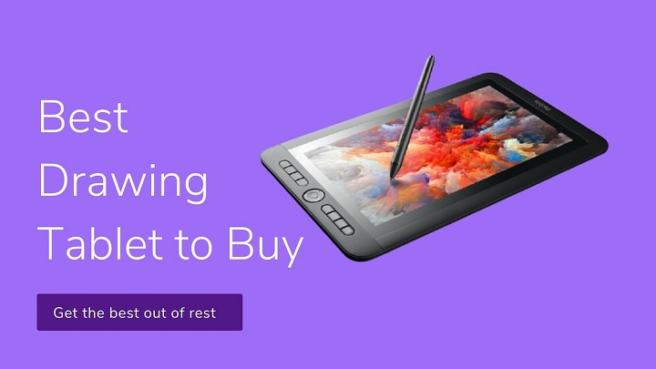 best drawing tablet
